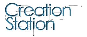 creation station logo from Kayla